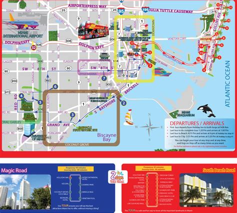 imagenes sitios turisticos miami autob 250 s tur 237 stico de miami disfruta miami