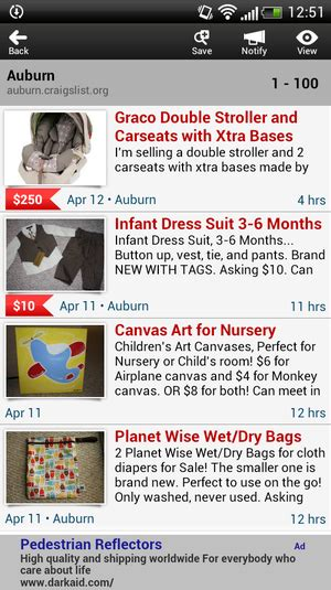 craigslist pro app android phone news