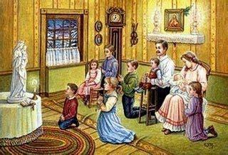 imagenes de la familia orando brevi 193 rio fa 199 a um altar em sua casa