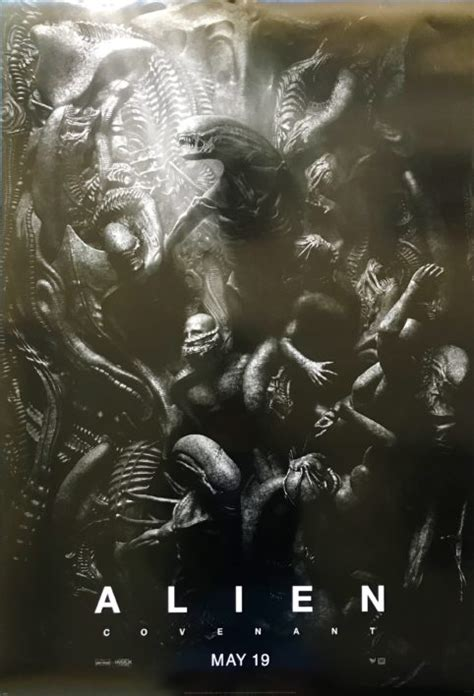 original alien covenant  poster original film poster
