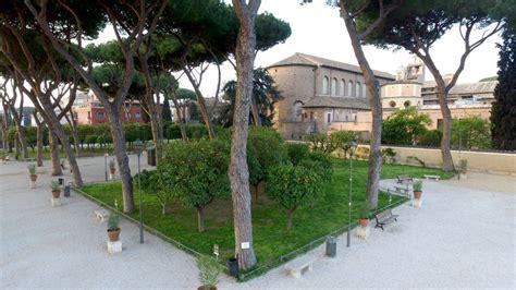 giardino dei aranci roma il restyling giardino degli aranci il nuovo
