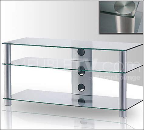 table tele en verre meuble tv en verre meubletv part 2