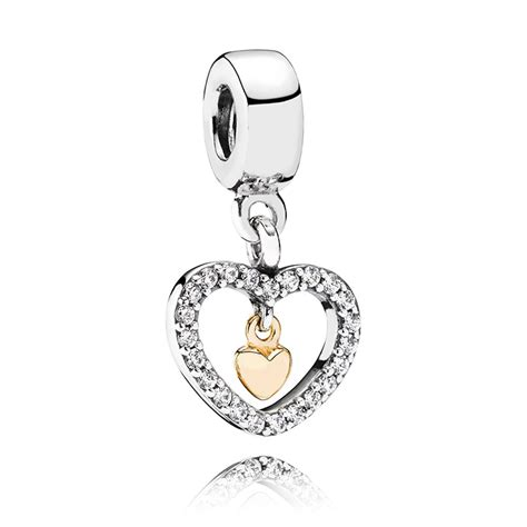 pandora charms pandora forever in my pendant charm 791421cz pandora from gift and wrap uk