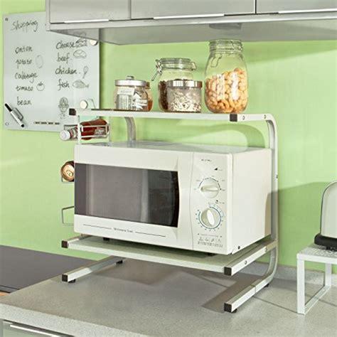 mensola per microonde sobuy 174 mensola per forno a microonde mensola da cucina