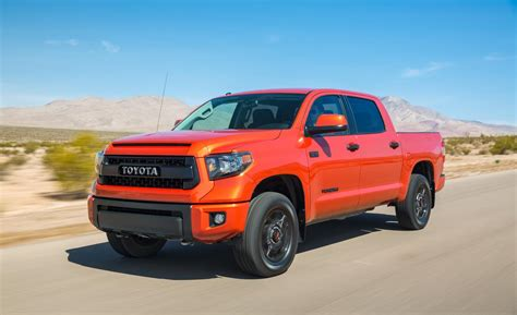 toyota trd pro tundra car and driver