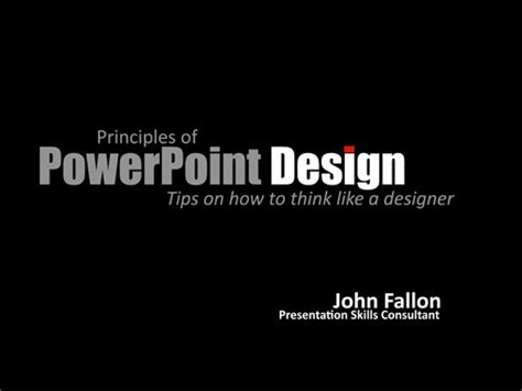 powerpoint design principles principles of powerpoint design working with layout grids