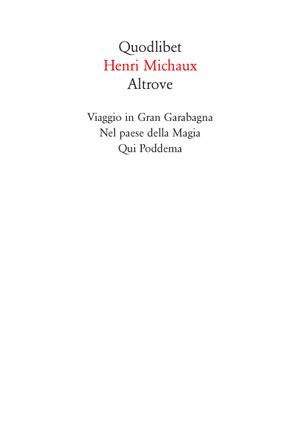 altrove testo 171 fils de la vierge 187 la parola al traduttore