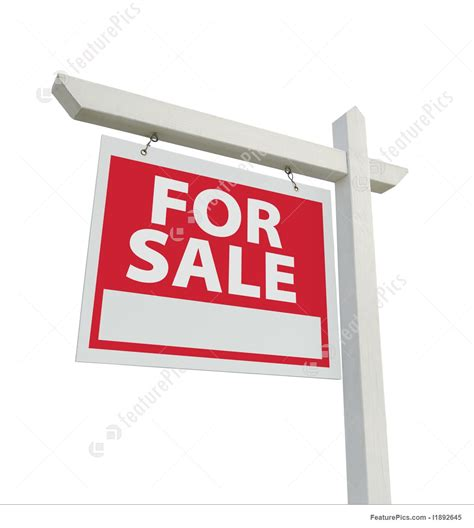 where to buy house for sale signs templates for sale real estate sign stock image