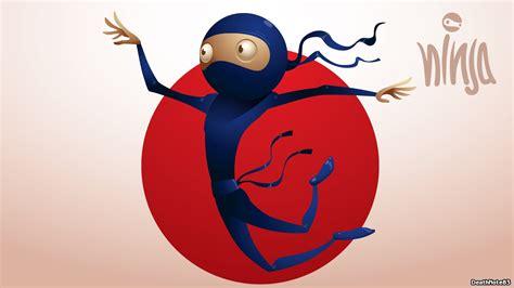 wallpaper ninja cartoon ninjas funny vector art wallpaper 1920x1080 198643