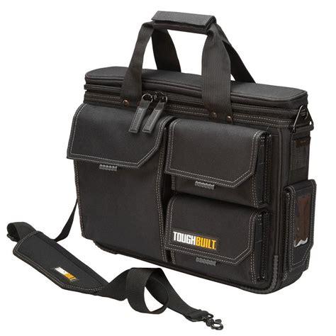 Tb Shoulder Bag toughbuilt medium access laptop bag with shoulder