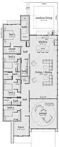 modern beach house floor plans 1000 ideas about beach house plans on pinterest coastal