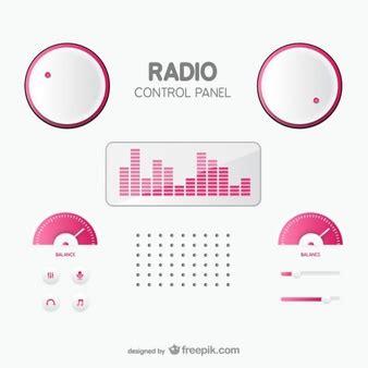 vector radio tutorial radio vectors photos and psd files free download