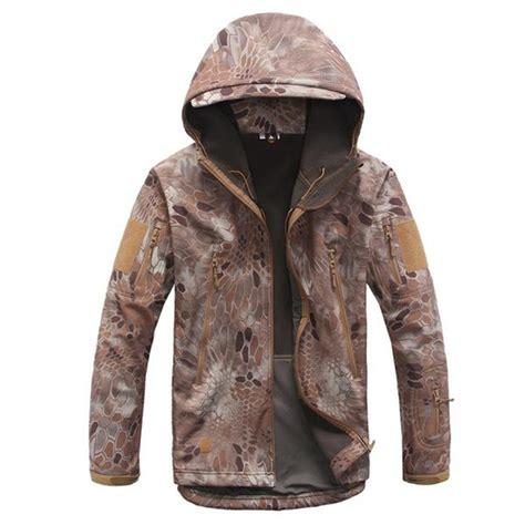 Jaket Tad Camouflage Phyton 2017 quality tad gear spectre soft shell jacket