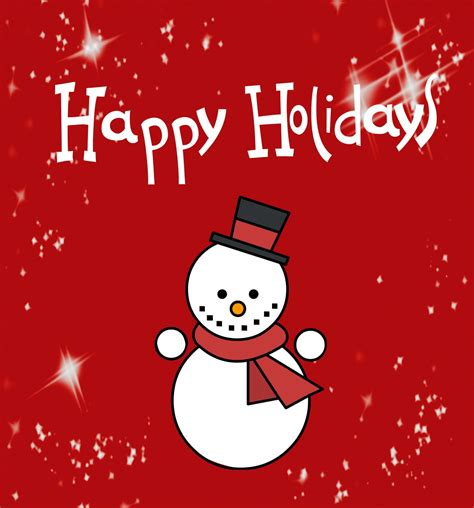 Happy Holidays by Happy Holidays Boxing Day Counselorssoapbox