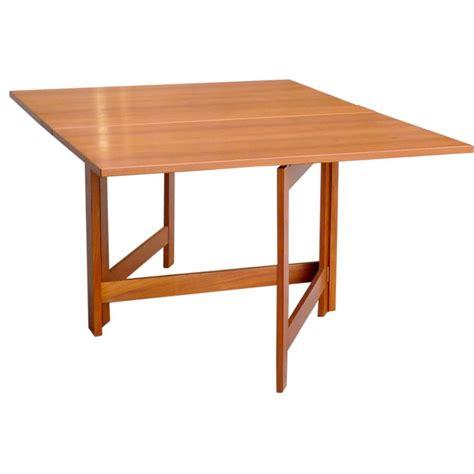Gate Leg Dining Tables Teak Gate Leg Dining Table At 1stdibs