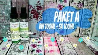 Paket Hemat Water Dan Strong Acid kangen water spray jual water strong acid harga