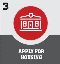 Apply Housing by College Checklist For Accepted Student Lamar