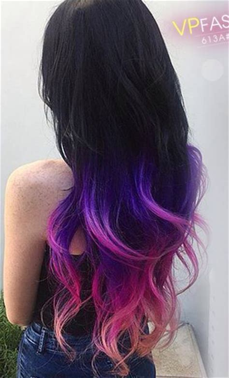 sunset colored hair how to get sunset hair