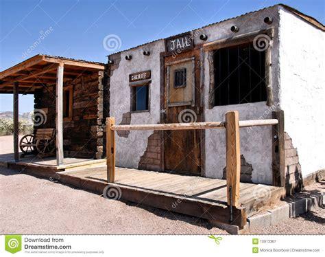 jail house jail house stock image image of history desert wild