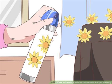 how to smoke in your room without the smell how to smoke in your house without knowing with pictures