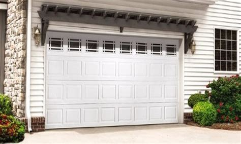 Colonial Style Garage Doors All Season Overhead Doors Garage Door Styles Residential