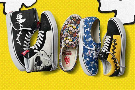 Sepatu Vans Snoopy abis vans ngerilis koleksi baru edisi peanuts genmuda