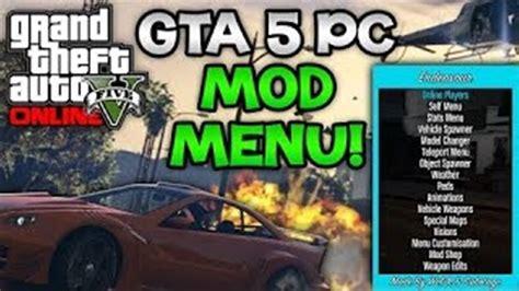 mod gta 5 offline pc tuto gta v online cheats jordan menu 1 7 youtube