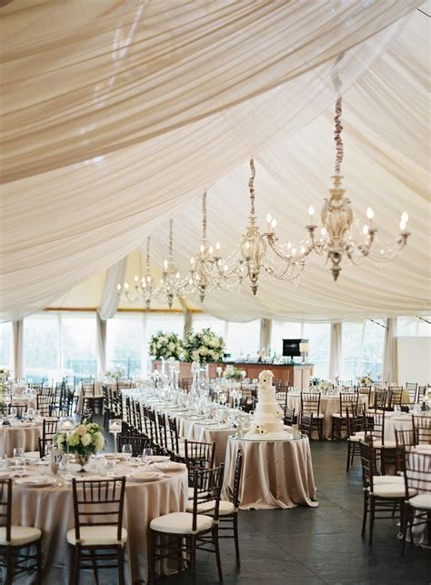 Chic Rhode Island Wedding with Celebrity Guests   MODwedding