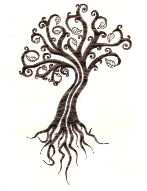 tribal tattoo tree tribal tribal tattoos photo 22161552 fanpop