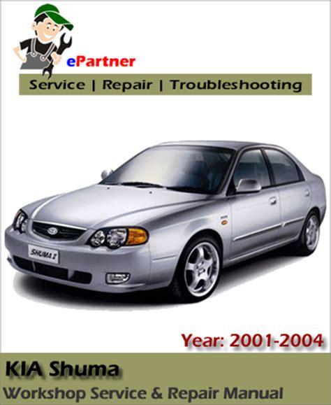 manual repair autos 2001 kia sephia on board diagnostic system kia shuma sephia service repair manual 2001 2004 automotive service repair manual