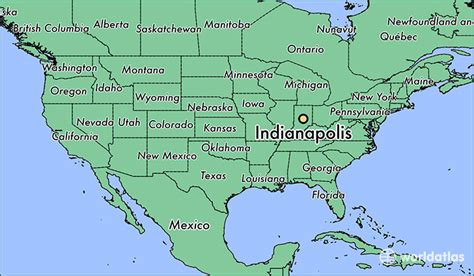 usa map states indianapolis where is indianapolis in indianapolis indiana map
