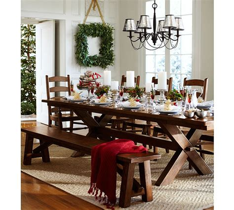 pottery barn decorating tips 5 hostess tips for the best christmas dinner ever