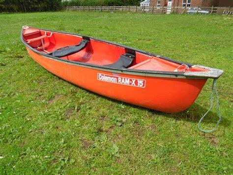 coleman 3 seat canoe canadian canoe coleman ram x 15 kayak 3 person