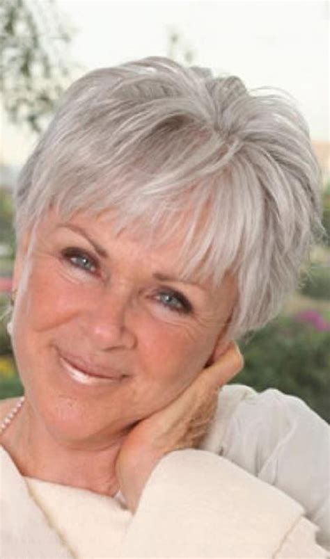 short hair styles for women over 50 gray hair classy short hairstyles for women over 50 hairstyle for