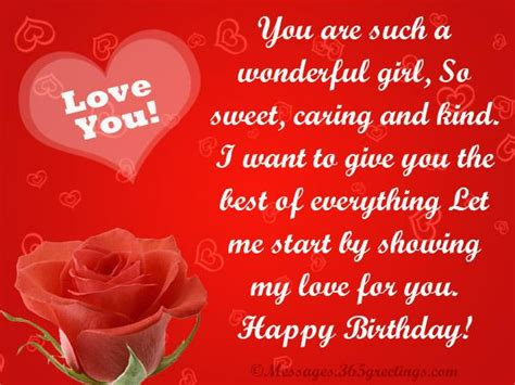 Happy Birthday Wishes To Lover Images Love Birthday Messages 365greetings Com