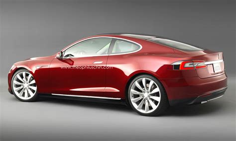 Tesla 2 Door Price Tesla Model S Coupe Rendered Looks Like A Winner W Poll
