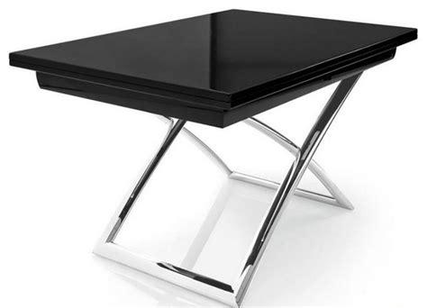 table basse relevable table basse relevable extensible italienne