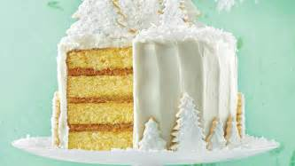 Cake with rum filling and coconut ermine frosting southern living