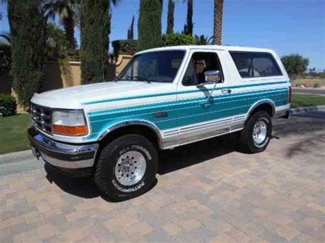 97 ford bronco classifieds for classic ford bronco 99 available