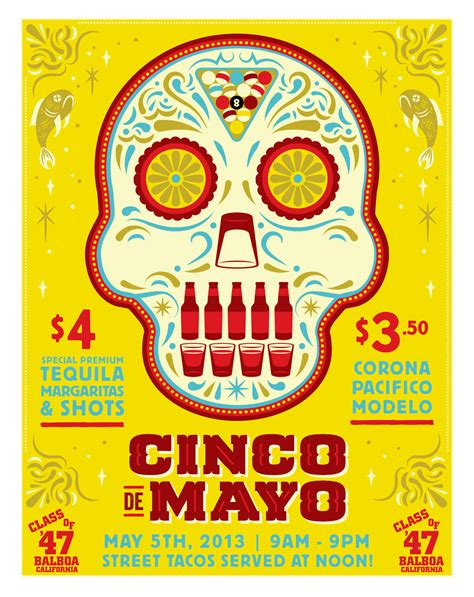 Come With Me Cinco De Mayo Menu by Cinco De Mayo Logo Free Large Images