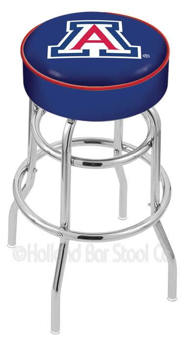 College Logo Bar Stools by Bar Stool Collegiate Logo Bar Stools
