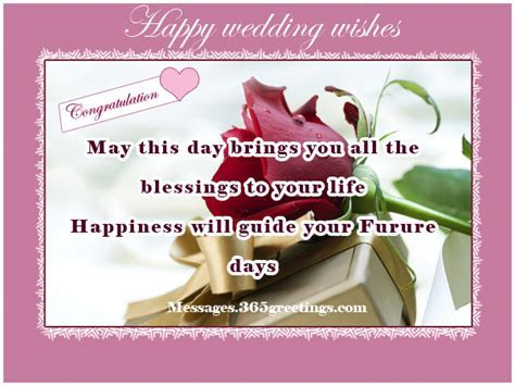 Wedding Wishes And Messages   365greetings.com