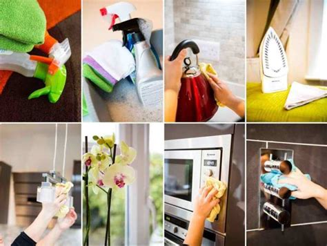 the concepts of a house cleaning service premium