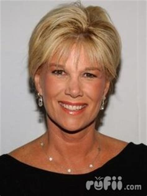joan london haircut joan lunden s short blonde hairstyles from the 1980