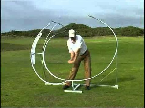 best golf swing plane trainer correct golf grip golf basics but very important youtube
