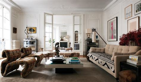 paris hilton house interior clare waight keller s paris apartment habitually chic