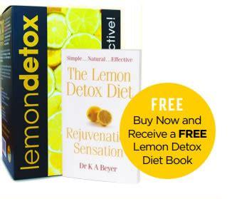 Lemon Detox Diet Nz the lemon detox diet how to make the drink