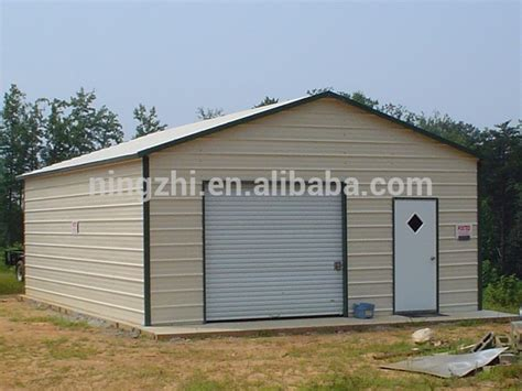 Prefab Metal Garage Kits prefab metal garages prefabricated garage kits view