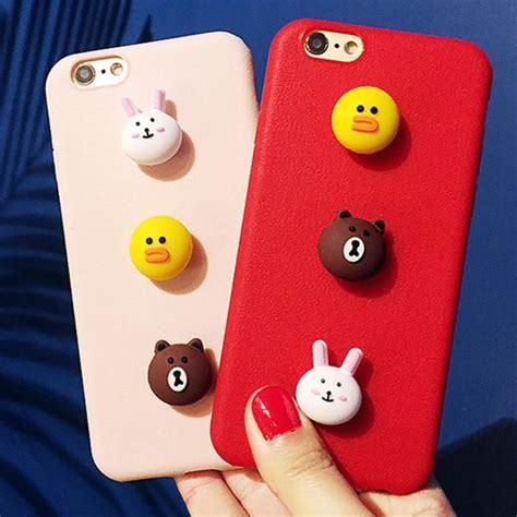 Bumper Tpu 3d Line Brown Cony Soft Cover Casing Samsung Galaxy J3 25 best adorable phone cases images on language and corgi