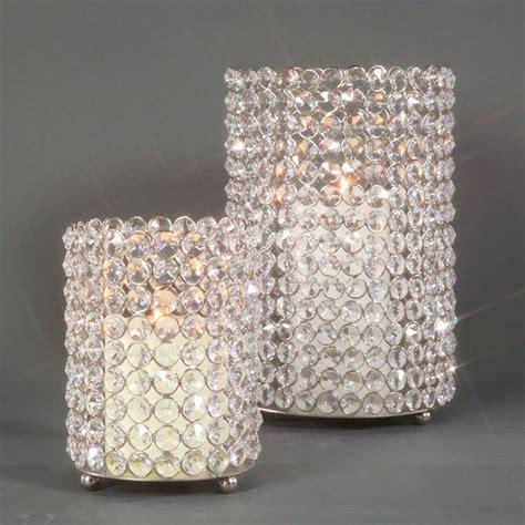 Beaded Candle Holders T Light Holder Beaded Tea Lite Holder Candle